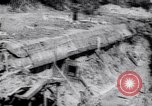 Image of Captured German dugouts France, 1917, second 8 stock footage video 65675027248