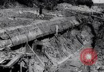 Image of Captured German dugouts France, 1917, second 9 stock footage video 65675027248