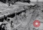 Image of Captured German dugouts France, 1917, second 10 stock footage video 65675027248