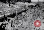 Image of Captured German dugouts France, 1917, second 11 stock footage video 65675027248