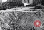 Image of Huge crater France, 1917, second 8 stock footage video 65675027249