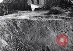 Image of Huge crater France, 1917, second 9 stock footage video 65675027249