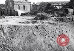 Image of Huge crater France, 1917, second 12 stock footage video 65675027249