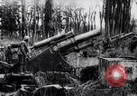 Image of British artillerymen France, 1917, second 7 stock footage video 65675027250