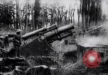 Image of British artillerymen France, 1917, second 8 stock footage video 65675027250