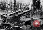 Image of British artillerymen France, 1917, second 9 stock footage video 65675027250