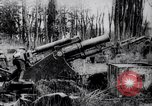 Image of British artillerymen France, 1917, second 10 stock footage video 65675027250