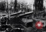 Image of British artillerymen France, 1917, second 11 stock footage video 65675027250