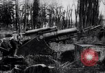 Image of British artillerymen France, 1917, second 12 stock footage video 65675027250