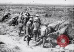 Image of Australian artillery observers France, 1917, second 7 stock footage video 65675027251