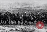 Image of French artillery being positioned Monchy France, 1915, second 9 stock footage video 65675027252