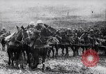 Image of French artillery being positioned Monchy France, 1915, second 12 stock footage video 65675027252
