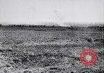 Image of British artillery pulled by horses France, 1917, second 10 stock footage video 65675027253