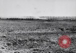 Image of British artillery pulled by horses France, 1917, second 12 stock footage video 65675027253