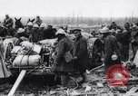 Image of British troops advance toward Hindenburg line France, 1917, second 7 stock footage video 65675027255