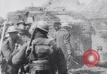 Image of British troops advance toward Hindenburg Line France, 1917, second 5 stock footage video 65675027256