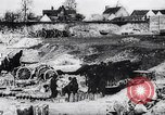 Image of British Artillery France, 1917, second 7 stock footage video 65675027261