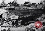 Image of British Artillery France, 1917, second 9 stock footage video 65675027261