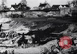 Image of British Artillery France, 1917, second 10 stock footage video 65675027261