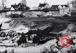 Image of British Artillery France, 1917, second 12 stock footage video 65675027261