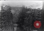 Image of British soldiers under gas attack France, 1918, second 8 stock footage video 65675027264