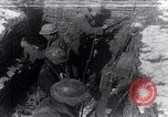 Image of British soldiers on the Western Front France, 1918, second 4 stock footage video 65675027265