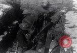 Image of British soldiers on the Western Front France, 1918, second 5 stock footage video 65675027265