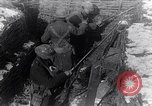 Image of British soldiers on the Western Front France, 1918, second 6 stock footage video 65675027265