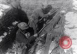 Image of British soldiers on the Western Front France, 1918, second 8 stock footage video 65675027265