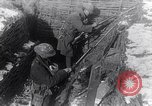 Image of British soldiers on the Western Front France, 1918, second 9 stock footage video 65675027265