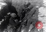 Image of British soldiers on the Western Front France, 1918, second 10 stock footage video 65675027265