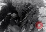 Image of British soldiers on the Western Front France, 1918, second 11 stock footage video 65675027265