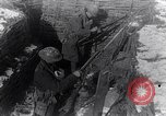 Image of British soldiers on the Western Front France, 1918, second 12 stock footage video 65675027265
