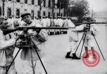 Image of French soldiers train with rifles France, 1918, second 7 stock footage video 65675027280