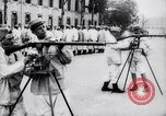 Image of French soldiers train with rifles France, 1918, second 8 stock footage video 65675027280
