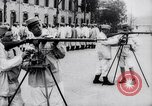 Image of French soldiers train with rifles France, 1918, second 9 stock footage video 65675027280