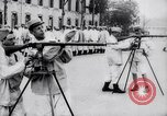 Image of French soldiers train with rifles France, 1918, second 10 stock footage video 65675027280