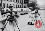 Image of French soldiers train with rifles France, 1918, second 11 stock footage video 65675027280