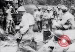 Image of Open air mess France, 1916, second 10 stock footage video 65675027284