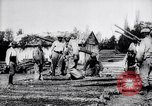 Image of French engineers and soldiers  France, 1916, second 9 stock footage video 65675027288