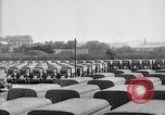Image of French depot of reserve motor transports France, 1917, second 9 stock footage video 65675027292