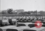 Image of French depot of reserve motor transports France, 1917, second 12 stock footage video 65675027292