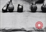 Image of French army hand grenades France, 1916, second 7 stock footage video 65675027296