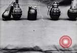 Image of French army hand grenades France, 1916, second 8 stock footage video 65675027296