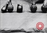 Image of French army hand grenades France, 1916, second 9 stock footage video 65675027296
