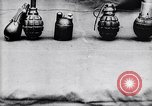 Image of French army hand grenades France, 1916, second 10 stock footage video 65675027296