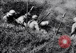 Image of French soldiers firing rifles France, 1916, second 7 stock footage video 65675027297