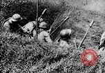 Image of French soldiers firing rifles France, 1916, second 8 stock footage video 65675027297