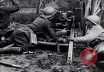 Image of French soldiers firing France, 1916, second 12 stock footage video 65675027298