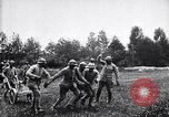 Image of French soldiers deploy  mortars France, 1916, second 7 stock footage video 65675027300